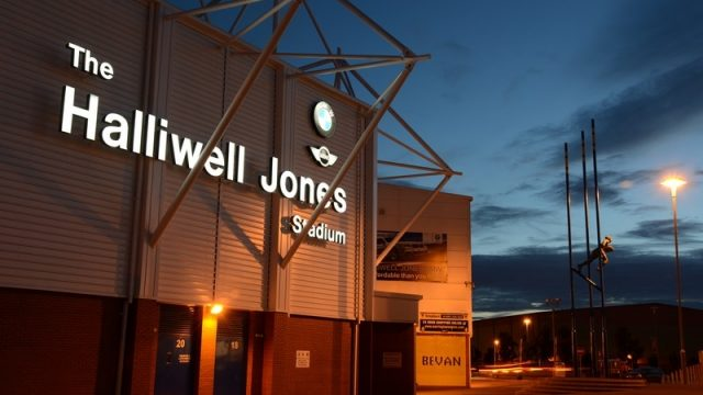 Halliwell Jones Stadium (Warrington Wolves)