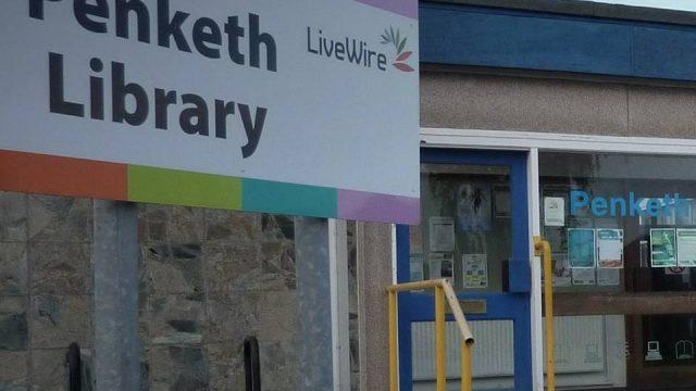 Penketh Library