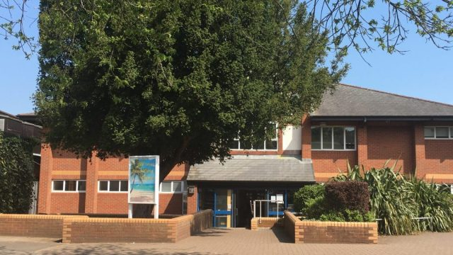 Lymm Leisure Centre