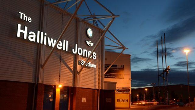 Halliwell Jones Stadium (Warrington Wolves)